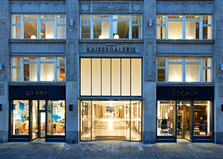 Hamburg, Kaisergalerie - HN Architects